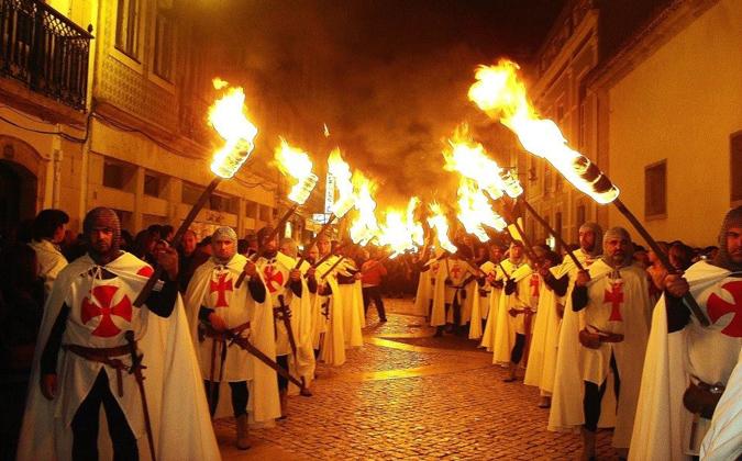 Knights Templar Festival Tours